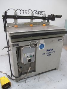 Used Gannomat Multiborer