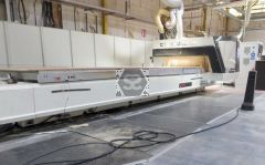 Used SCM Record 132 Flat Table CNC Router 2003