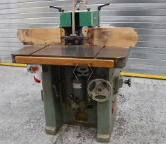 Used Wadkin EQ Spindle Moulder