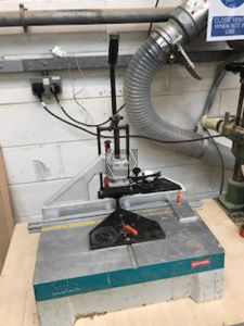 Used Hoffman MU2 Dovetail Jointing Machine