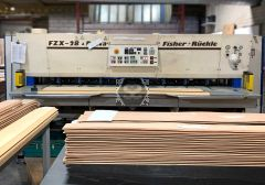 Fisher+Ruckle FZX 28 Cross-Feed Veneer Splicer