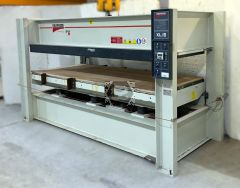 Used Italpresse XL6 Hot Press 3000x1300 Press