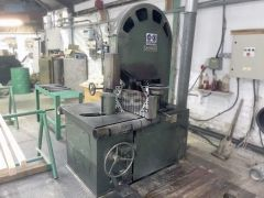 """Used Stenner VHM 36 3"""" Resaw on Behalf of Client"""