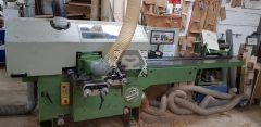 Used Weinig P22N 4 Head Moulder