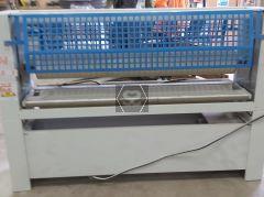 Used Osama P2R 1600mm Nip Roller Press
