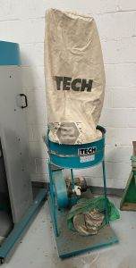 Used iTECH DC001S Dust Unit 1 bag