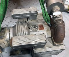 Used Becker VLTF 500cmh Vacuum Pump for CNC Route