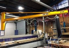 Joulin Vacuum Lifter for Solidwood Boards Panels