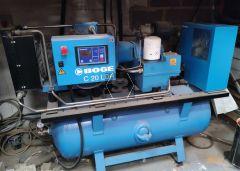 Used BOGE C20LDR 350 Compressor