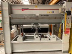 Italpresse SCF/6 2500x1300 3 daylight veneer press