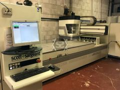 Used SCM Pratix 48 NST CNC
