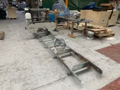Used Forestor CTR 550  Sawmill