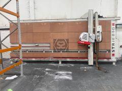 Used Striebig Control 6224 Wallsaw