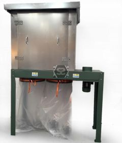 Aries 2 Enclosed Multifilter Fine Dust Extractor