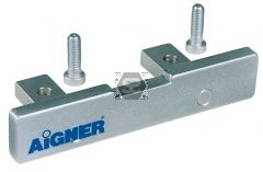Aigner Coupling bracket to join 2 tables