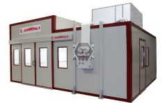 Ardesia BOX Pressurised Spray Paint Drying Room