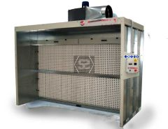 Ardesia Silver Dry Filter Spray Booth 6m