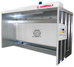 Ardesia Single Water Wash Spray Booth 2m