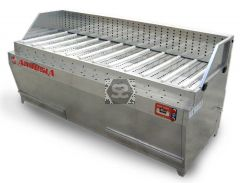 Ardesia Downdraft Dust Extraction Table 2m E Vers