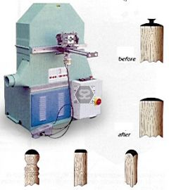 Brusa LE End Sanding Machine