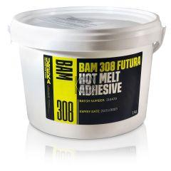 EVA Glue Edgebander Adhesive Clear 1kg BAM308
