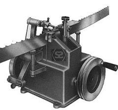 CIT Becker Bandsaw Setting device