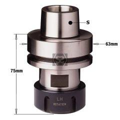 CMT 183 CNC Router Tool holder HSK 63F LH for ER32