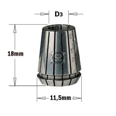 Er11 Precision Collet D=2
