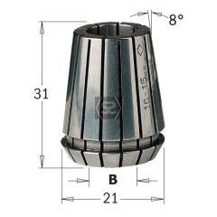 CMT 184 Collet ER20 D=2mm