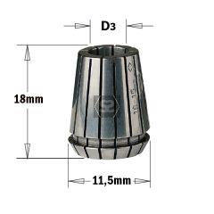 Er11 Precision Collet D=6