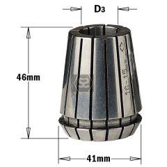 Precision Collet Er-40 D=6.35mm