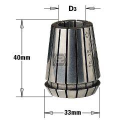 Er32 Precision Collet D=9