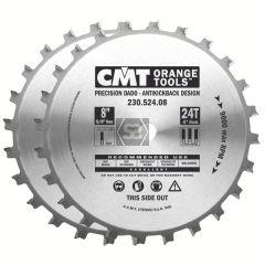 CMT 230 Dado Set D=200 B=6.35-22.23 d=30mm Z24
