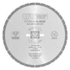 CMT 235 PCD Silent Saw Blade D=190x2.5 d=30 Z=24