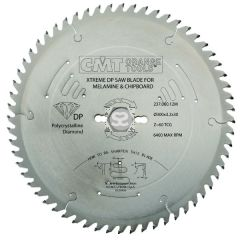 CMT 237 Sawblade Xtreme PCD D=250 d=30 z=48 B=3.2