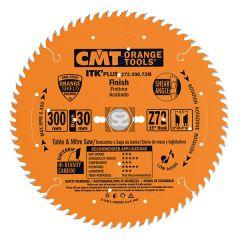 CMT 272 ITK Sawblade thin kerf GP D=235x2.4x30(+25