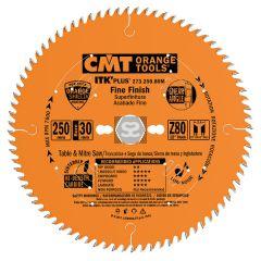 CMT 273 ITK Sawblade thin kerf FINE D=160 d=20 Z56