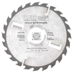 CMT 279 Sawblade multirip D=400 d=30 z=28+6 B=4