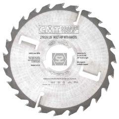 CMT 279 Sawblade multirip D=400 d=70 z=28+6 B=4