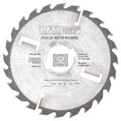 CMT 280 Sawblade multirip D=300 d=70 z=24+4 B=2.7