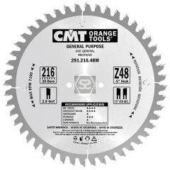 CMT Festool Universal Saw Blade D=120x1.8 x20 Z=18