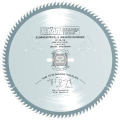 Non-metal/laminate Saw Blade 165x2.2/1.6x20 Z40 Tc