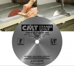 Sanding disc set for table saw 10'-DIAM 30MM BORE