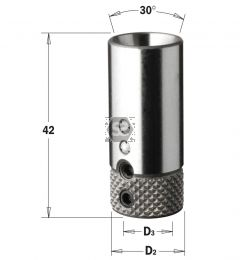 CMT Drill Adaptor For VITAP (APA70) D=10X16 LT=42