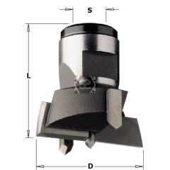 CMT 501 Modular Drill Head D=32X30 S=M12X1 RH