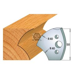 CMT Pr of Moulding KSS 50x4mm Profile 550