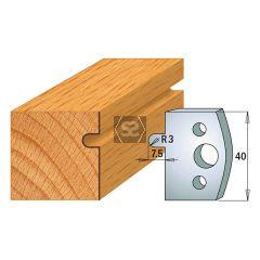 CMT Pr of Limitors 40x4mm Profile 010