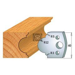 CMT Pr of Limitors 40x4mm Profile 018