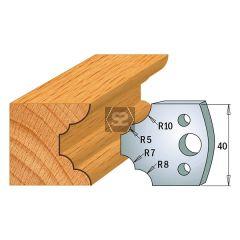 CMT Pr of Limitors 40x4mm Profile 022