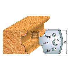 CMT Pr of Limitors 40x4mm Profile 045